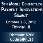 5th Mobile Contactless Payment Innovations Summit
