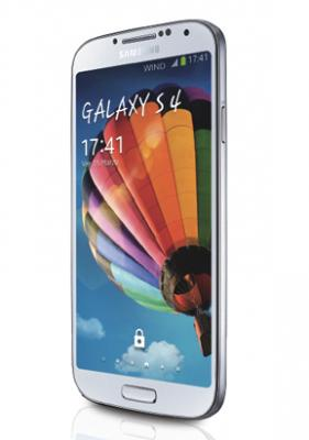 Vendor Announces Embedded Chip for Galaxy S4
