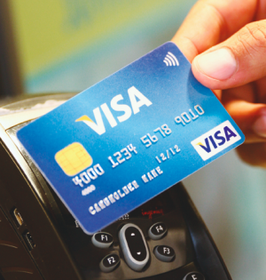 how to know if card is paywave