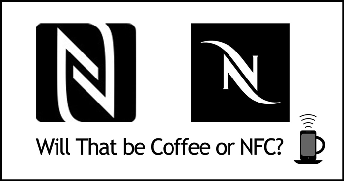 Coffee Logo With N