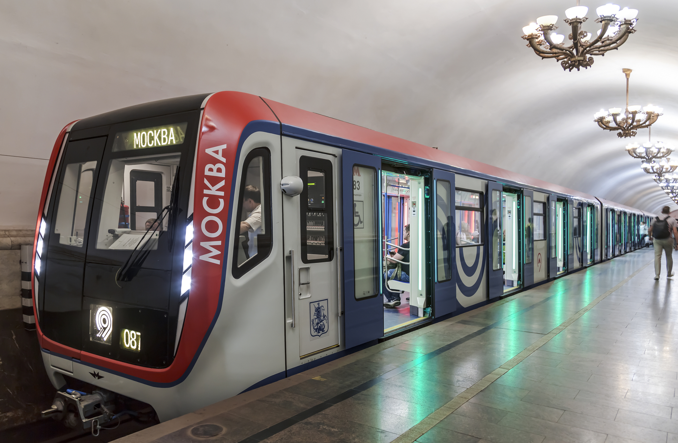 Moscow Metro Sees Continued Growth in Open-Loop Transactions Despite Fall in Ridership from Covid