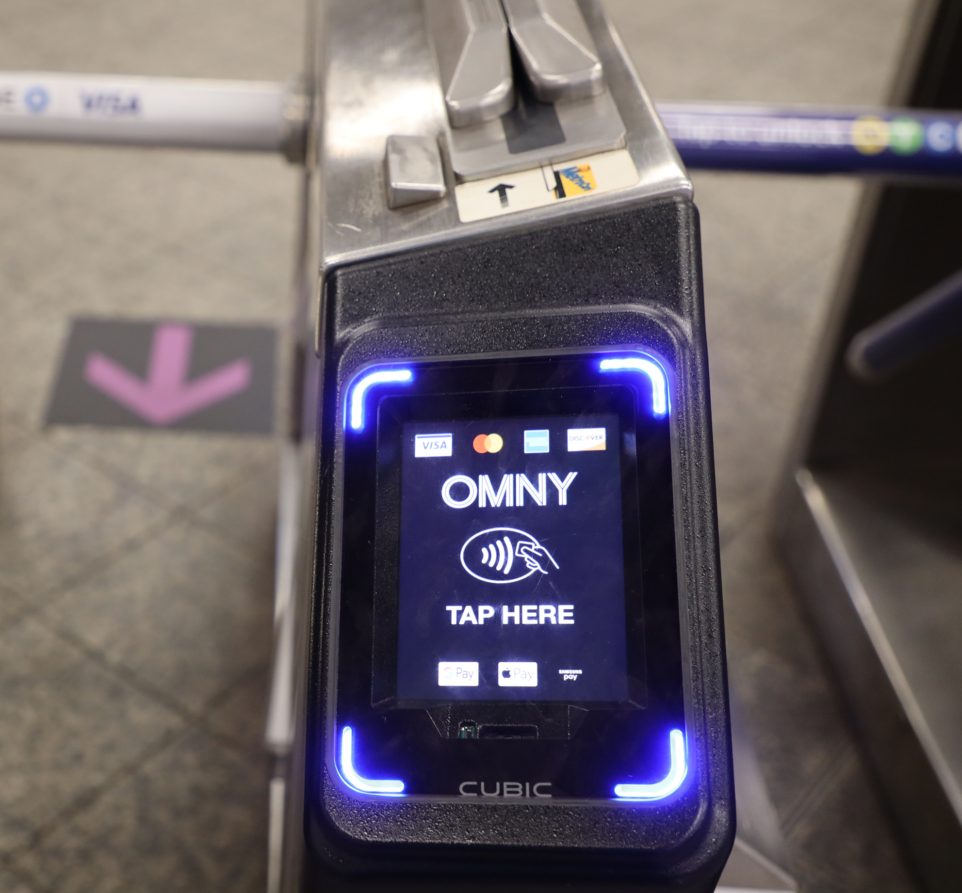 New York's MTA Hits OMNY Milestone as Contactless EMV Transactions Continue to Grow